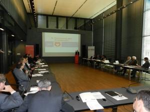 SWR-Vorstandssitzung 2012